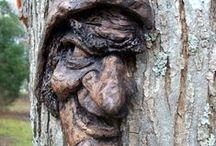 Fafaragás / Wood Carving