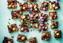 Desserts & Sweet Treats / Baking ideas and recipes.