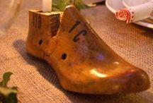 Kaptafák / Wood Shoe Form