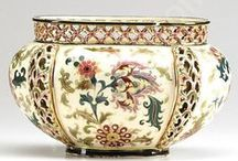 Porcelain - Pottery - Art Ceramics