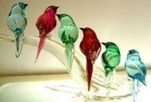 Üvegművészet / Glass Art - Glass Design