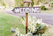 Weddings - The Venue / Creative ideas for your wedding venue. Decorations, table ideas and more.