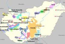 wine regions / maps