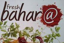 ours . Δικά μας / μπαχαρικά & βότανα . ποτά ( λικέρ , ρακί   κρασί ,...) https://www.instagram.com/fresh_baharat/ https://www.facebook.com/Fresh-baharat-1443798852597290/?ref=hl http://freshbaharat.tumblr.com/