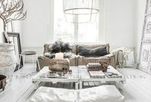 Love Your Living Room / Ideas to make your living room super cosy and inviting. Decor, furniture and more.