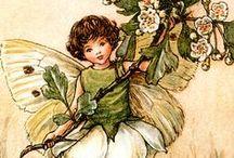 Fairy & Flower Fairy