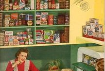 1940s Food Labels