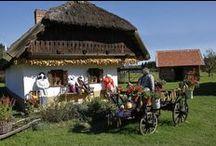 Magyar Parasztházak / Traditional Farm House, Hungary