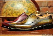 Kézzel - varott cipők / Hand Made Shoes