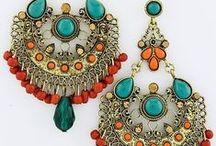 Coral & Turquoise Jewelry (Koral és Türkiz)