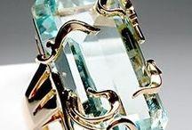 AQUAMARINE Jewelry (Akvamarin