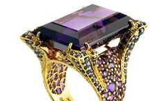 AMETHYST Jewelry (Ametiszt)
