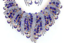 Multy Colored Jewerly