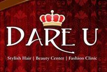 Dare U by Paula Esteves / Stylish hair/Beauty Center/Fashion Clinic/Lounge Bar