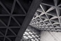Concrete / My love affair with concrete.