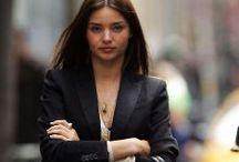Miranda Kerr / Victoria's secret model.