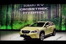 Subaru Crosstrek / Subaru XV Crosstrek