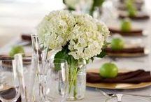 Table Deco / Gorgeous tablescape ideas