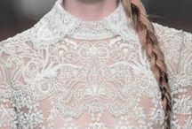 VALENTINO / Beautiful Couture & Elegant Detail From Fashion Giants Valentino.