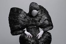 MCQUEEN / Exquisite & Exciting, Often Edgy Contemporary McQueen Couture, With The Best Of All From The Legend Himself, Alexander McQueen. / by Starley Sparks
