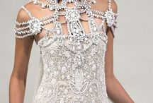 MARCHESA / Romantic, Opulent & Timeless  Couture From Marchesa.