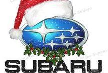 Subaru Holidays / Just some friendly holiday ideas, courtesy of LaRiche Subaru