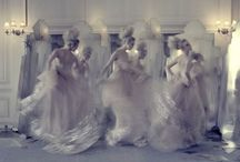 TIM WALKER / Tom Walker, awesome Fashion photographer, master of the ethereal feminine fantasy shoots seen all over the globe in Vogue, Love et al