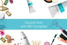 MD Complete | Blog MD / MD Complete's Blog MD posts give you direct access to Dr. Brian Zelickson, his medical office's aestheticians, beauty gurus, the MD Complete team, & more for expert tips, information on products, and other exciting news!