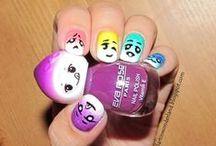 My nail art designs / Beautiful nail art designs from http://nailartinwonderland.blogspot.com.tr/
