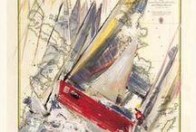 Carte nautiche storiche, artistiche e stampe