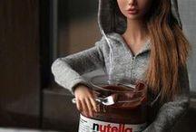 barbie, Disney in the réal life humour