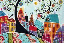 Que pinto?...ideas e inspiración. Niños / by Maria Jesus Gomez Ortega