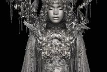 TEX SAVERIO / Tex Saverio, sculpture meets fashion in the most opulent & regal way