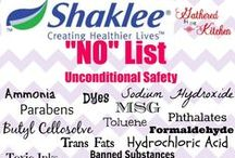 Shaklee / Shaklee is the #1 Natural Nutrition Company in the USA.  We believe in transforming people's lives through natural and safe products that are worth sharing.
