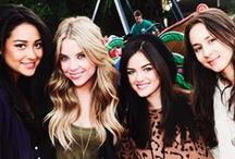 """Pretty Little Liars / """"I'm still here bitches, and I know everything -A"""""""