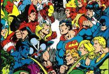 Comics / DC COMICS!!! (and Marvel)