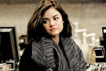 Lucy Hale / Aria Montgomery
