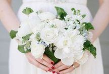 WEDDING FLOWERS / Flowers, styles & details I love :)