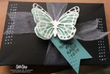 Katie Kaup's Creations /  All my creations using Stamping' Up! products. Check out my blog @ mykatielou.blogspot.com