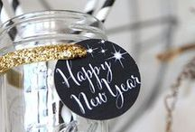 Happy New Year / Die Silvester Party für einen goldenen Start in's neue Jahr!
