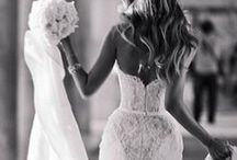 Wedding Dresses / modern wedding gowns