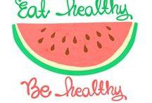 **Fruits&Veggies~Fresh&Fab!** / A LITTLE BIT HEALTHFUL AND A LOTTA BIT DELICIOUS! / by BonRu