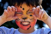 Cool kids face painting