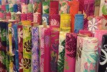HAWAI'IANA Prints & Fabrics / BEAUTIFUL PRINTS & FABRICS DEPICTING THE ISLANDS OF HAWAII. / by BonRu