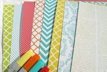 Hintergrund / Background pattern / by Katharina Monreal