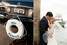 Nautical Weddings Ideas / by Handcrafted Nautical Decor
