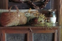 Primitive Country Likes / Primitive and country style decorations, lighting, furniture, and antiques for ideas on creating that special prim/country look for all seasons. / by Anita Whatley