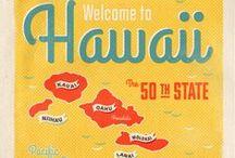 "HAWAI'IAN Posters/Signs/Ads/Sheet Music/Prints/""Keep Calm""/Stickers/PostCards / IT'S ALL ABOUT HAWAI'I...! / by BonRu"