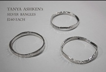 Jewellery / In 1952 I was awarded my own silversmith's Hallmark and in 1957 to 1960 I studied silversmithing at the Central School of Arts and Crafts in London.