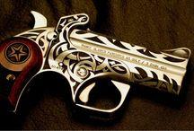 Boomsticks / I love guns, nuff said really  / by Joe Cox
